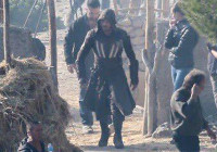 Assassin's Creed, nuove immagini del set con Michael Fassbender, info film