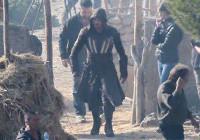 Assassin's Creed, nuove immagini del set con Michael Fassbender, info film