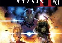 Marvel New StoriesThe Road To Civil War II
